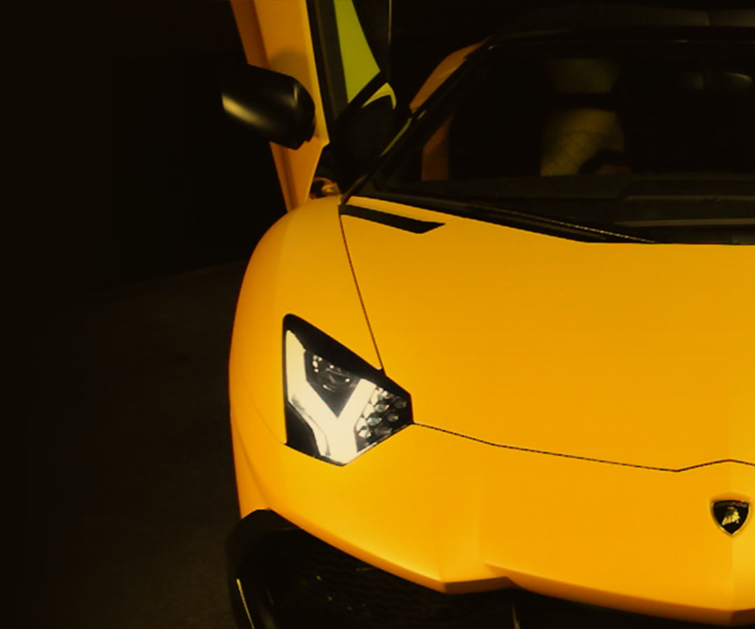 Nexus, Lamborghini, Video, Emotion, Film Produktion